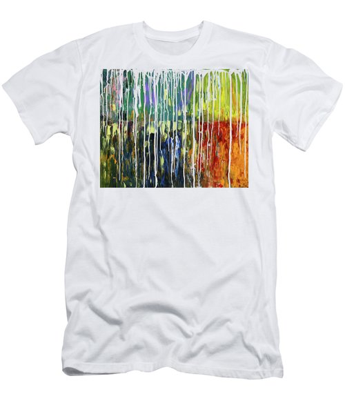 Bleached Men's T-Shirt (Athletic Fit)