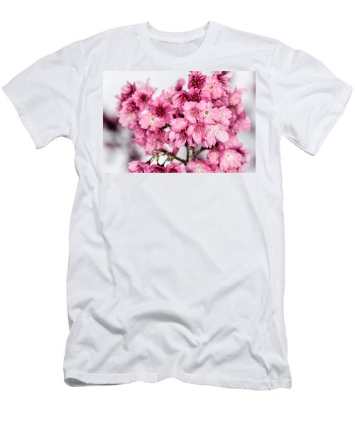 Blossoms 3 Men's T-Shirt (Athletic Fit)