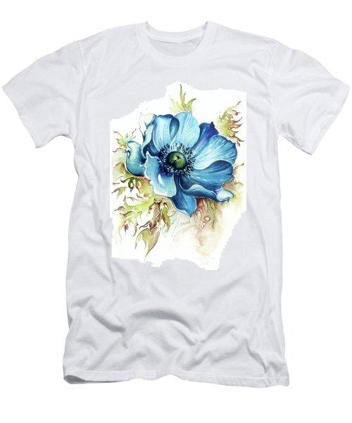Blue Gem Men's T-Shirt (Athletic Fit)