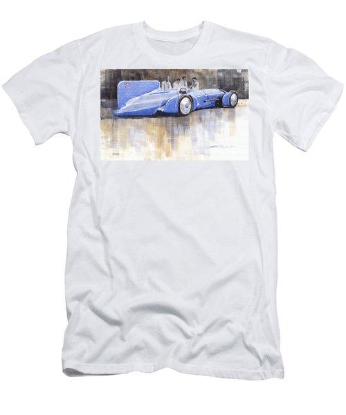 Bluebird World Land Speed Record Car 1931 Men's T-Shirt (Athletic Fit)