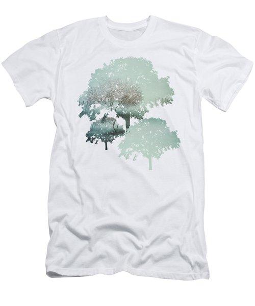 Blurred Hope Men's T-Shirt (Athletic Fit)