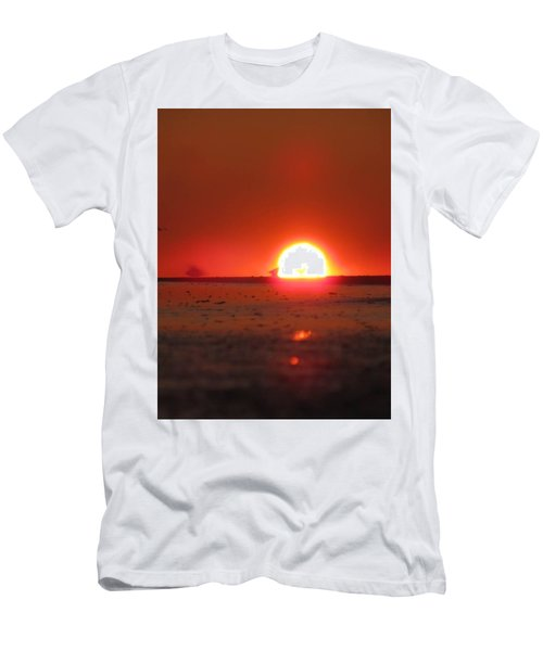 Blurred Lines Men's T-Shirt (Athletic Fit)