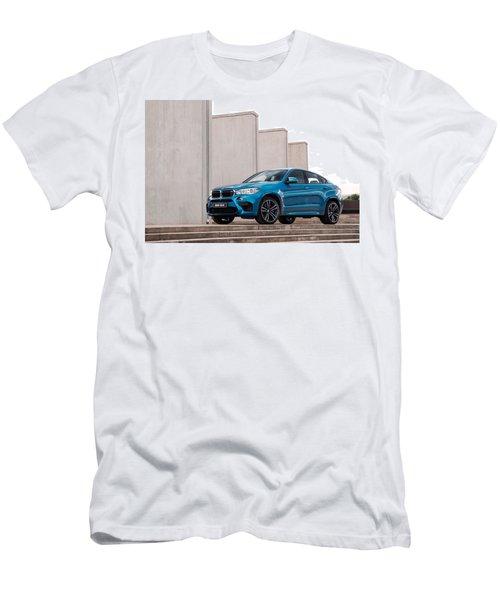 Bmw X6 Men's T-Shirt (Athletic Fit)