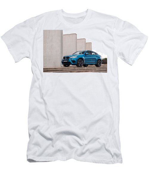 Bmw X6 Men's T-Shirt (Athletic Fit)