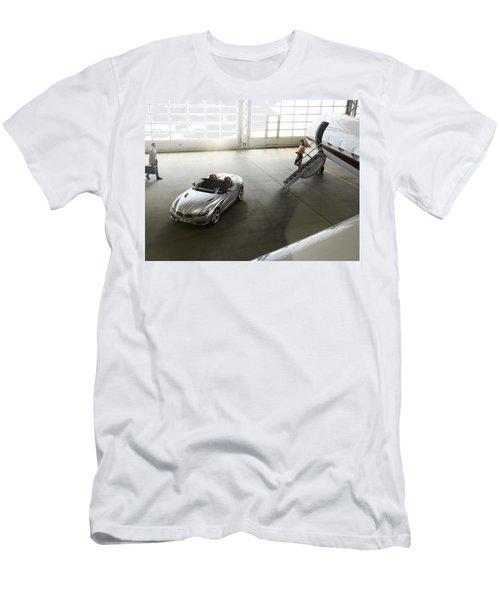Bmw Zagato Roadster Men's T-Shirt (Athletic Fit)