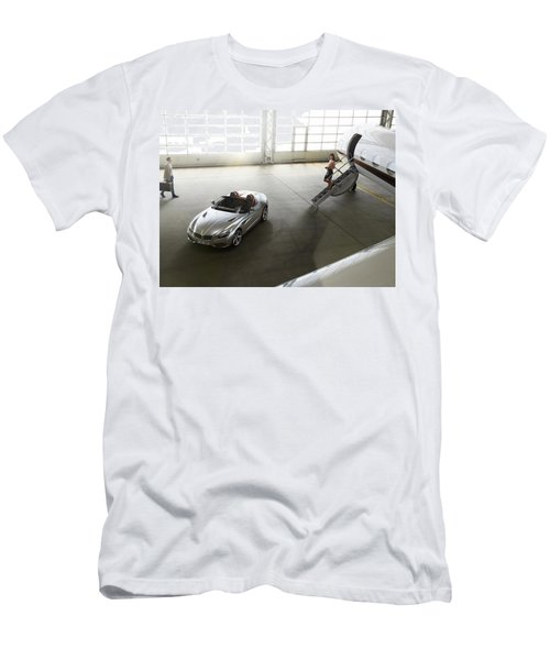 Bmw Zagato Roadster Men's T-Shirt (Athletic Fit)