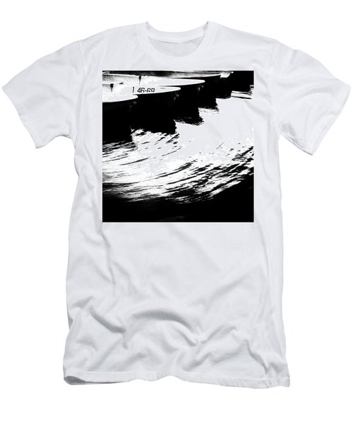 Boat #1 4669 Men's T-Shirt (Athletic Fit)