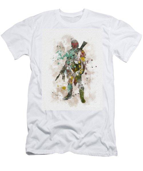 Boba Fett Men's T-Shirt (Athletic Fit)