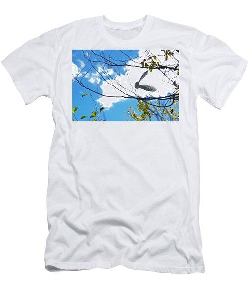 Bobcat Celtick Has Crossed The Rainbow Bridge Men's T-Shirt (Athletic Fit)