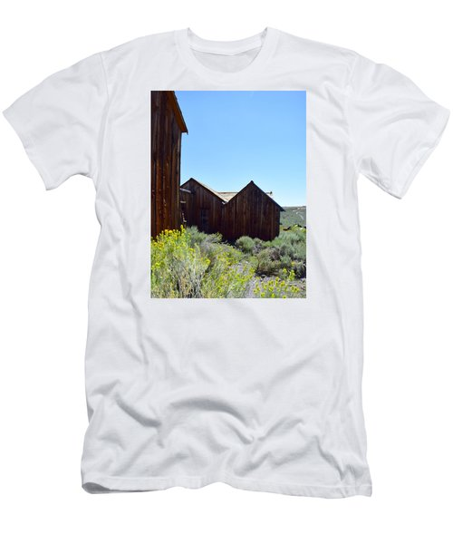 Bodie In Bloom Men's T-Shirt (Athletic Fit)