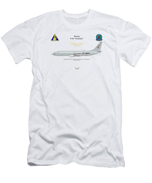 Boeing P-8a Vp-8 Men's T-Shirt (Athletic Fit)