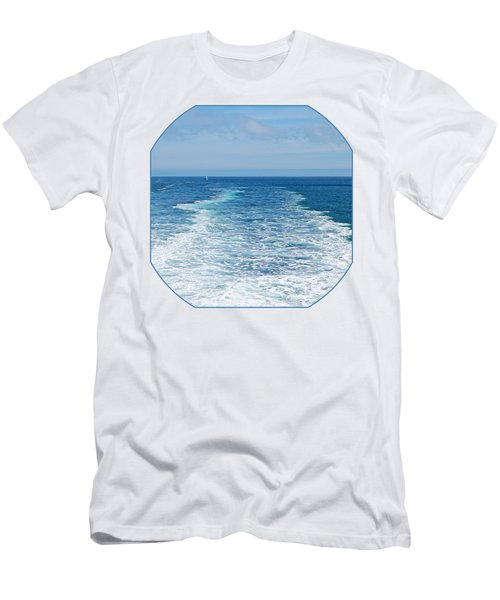 Bon Voyage Men's T-Shirt (Athletic Fit)