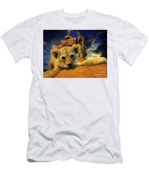 Born Free IIi Men's T-Shirt (Athletic Fit)