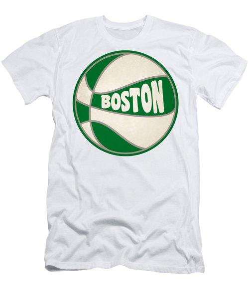 Boston Celtics Retro Shirt Men's T-Shirt (Athletic Fit)