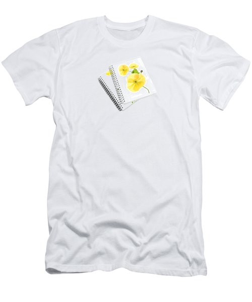 Botanique-2 Men's T-Shirt (Athletic Fit)