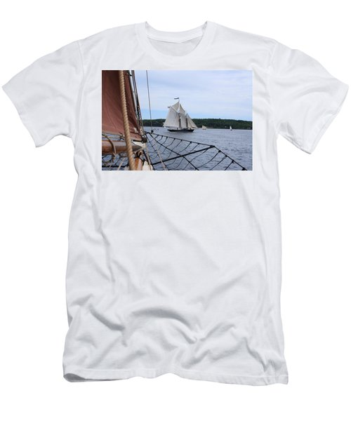 Bowditch Men's T-Shirt (Athletic Fit)