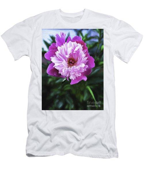 Bowl Of Beauty Men's T-Shirt (Athletic Fit)