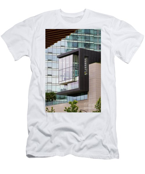 Men's T-Shirt (Slim Fit) featuring the photograph Boxed In by Chris Dutton
