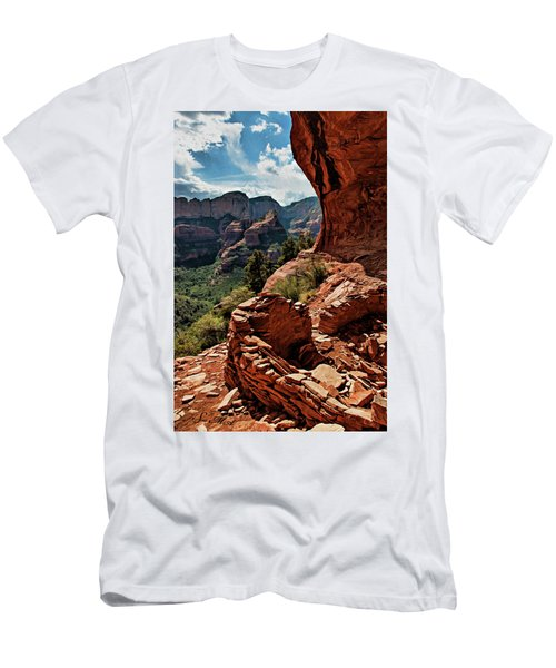 Boynton Canyon 08-160 Men's T-Shirt (Athletic Fit)