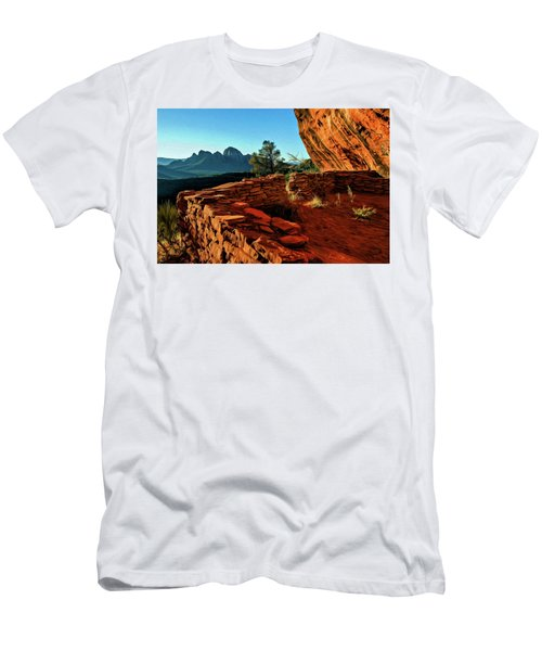 Boynton II 04-008 Men's T-Shirt (Athletic Fit)