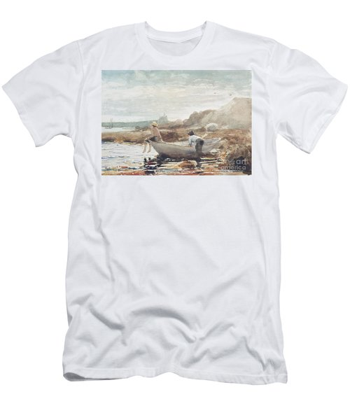 Boys On The Beach Men's T-Shirt (Athletic Fit)