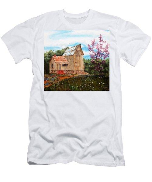 Bradford's Barn Men's T-Shirt (Athletic Fit)