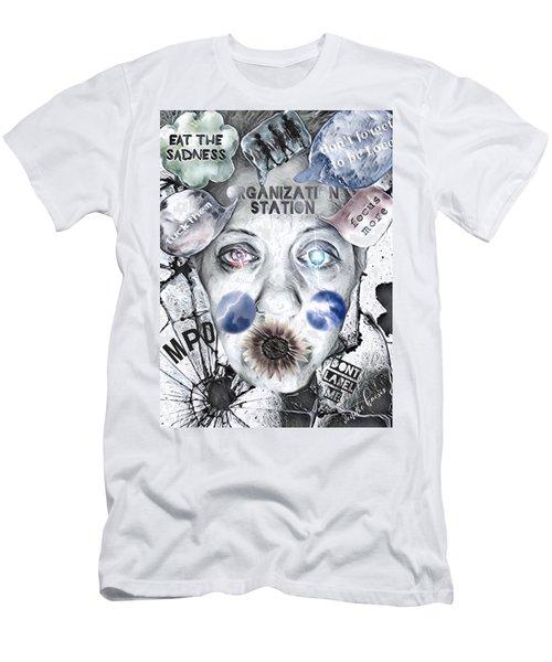 Break Free Men's T-Shirt (Slim Fit) by Vennie Kocsis