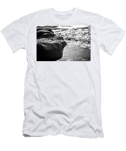 Break In The Surf Men's T-Shirt (Athletic Fit)