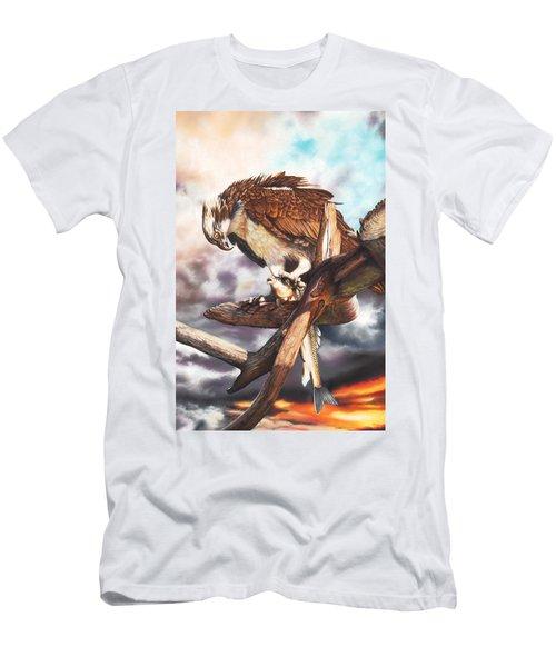 Breakfast In America Men's T-Shirt (Athletic Fit)