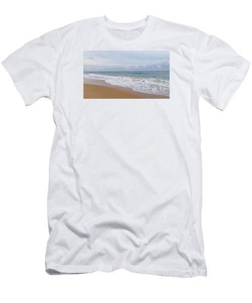 Breaking Wave San Juan Men's T-Shirt (Athletic Fit)