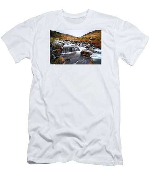 Brecon Beacons National Park 2 Men's T-Shirt (Athletic Fit)
