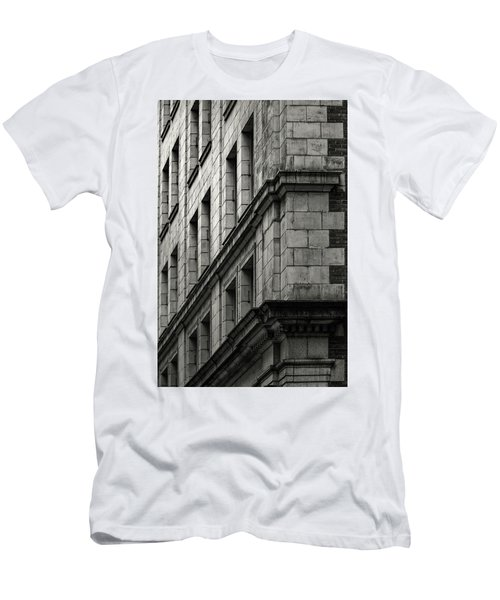 Bricks And Beauty Men's T-Shirt (Athletic Fit)