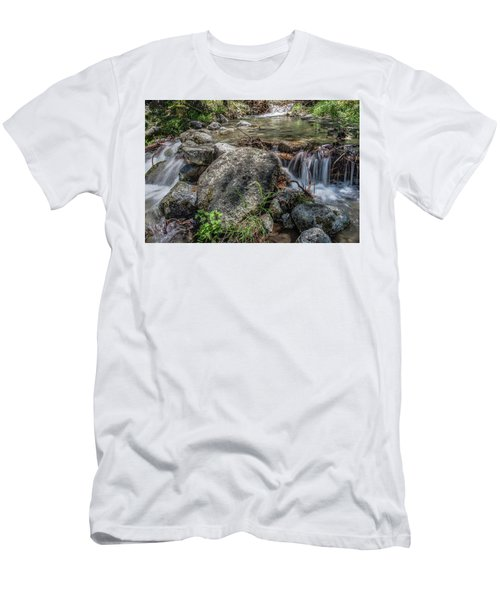 Bridalveil Creek Men's T-Shirt (Athletic Fit)