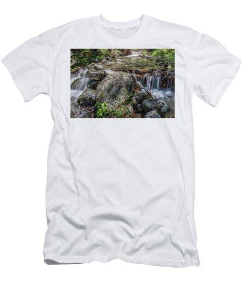 Bridalveil Creek Men's T-Shirt (Athletic Fit)
