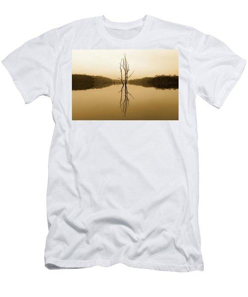 Briery Creek  Men's T-Shirt (Athletic Fit)