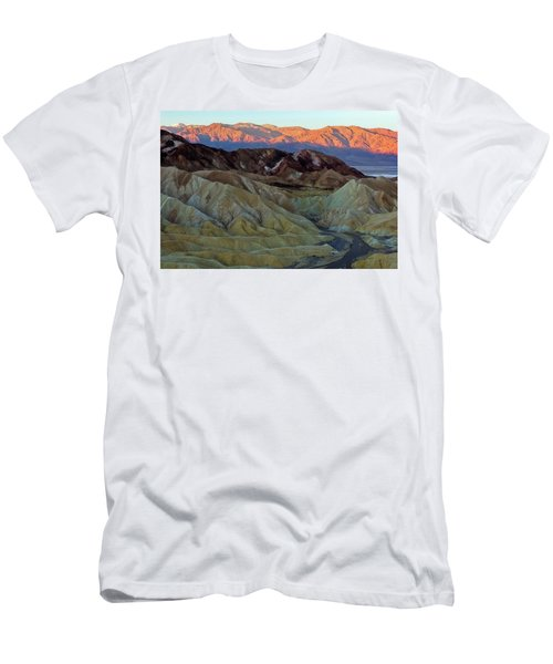 Men's T-Shirt (Athletic Fit) featuring the photograph Brilliant And Subdued by John Hight