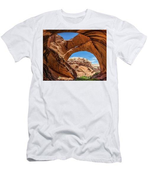 Brimhall Bridge Men's T-Shirt (Athletic Fit)