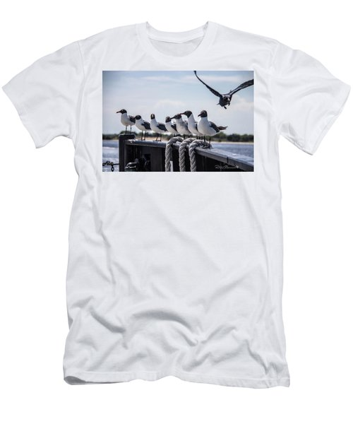 Bringing Up The Rear Men's T-Shirt (Athletic Fit)