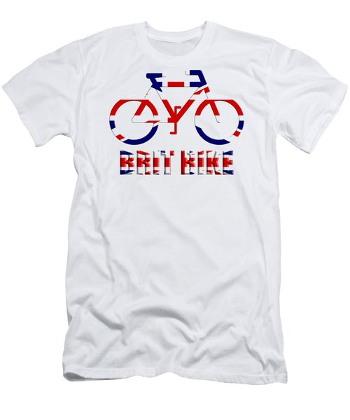 Brit Bike Men's T-Shirt (Athletic Fit)