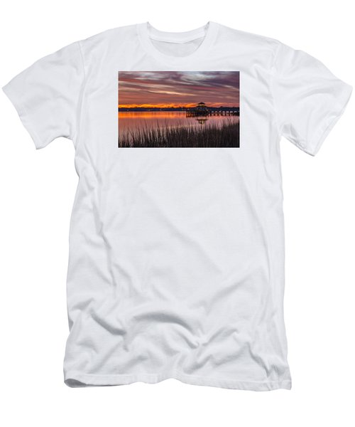 Brittlebank Park Dock Charleston Sc Men's T-Shirt (Athletic Fit)
