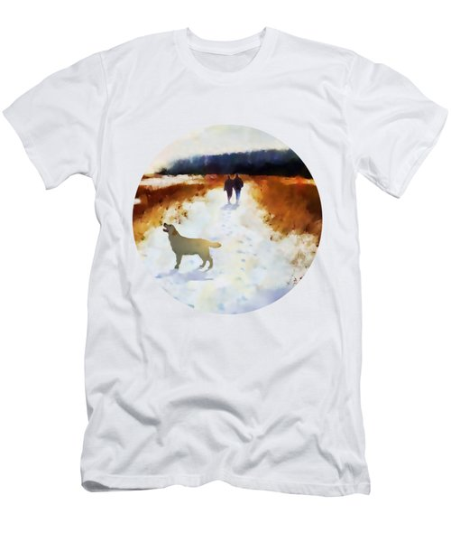 Broadland Walk Men's T-Shirt (Athletic Fit)