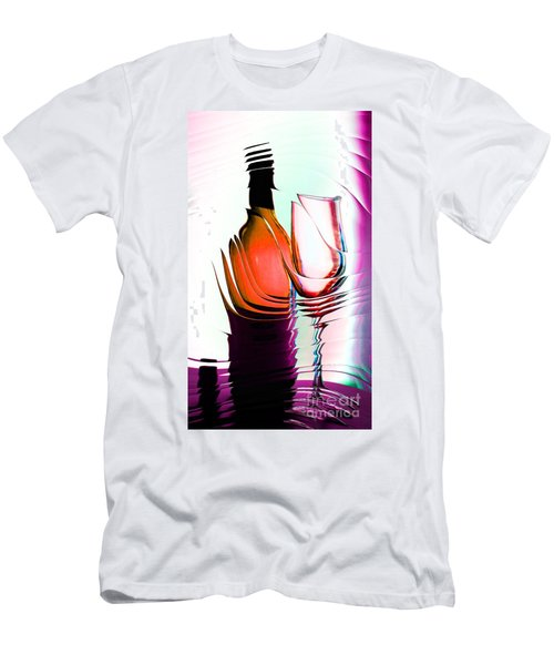 Men's T-Shirt (Athletic Fit) featuring the photograph Broken Promise by Donna Bentley