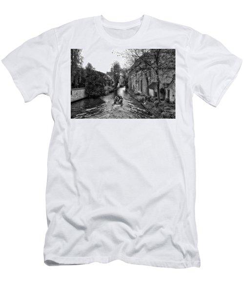 Bruges Bw4 Men's T-Shirt (Athletic Fit)