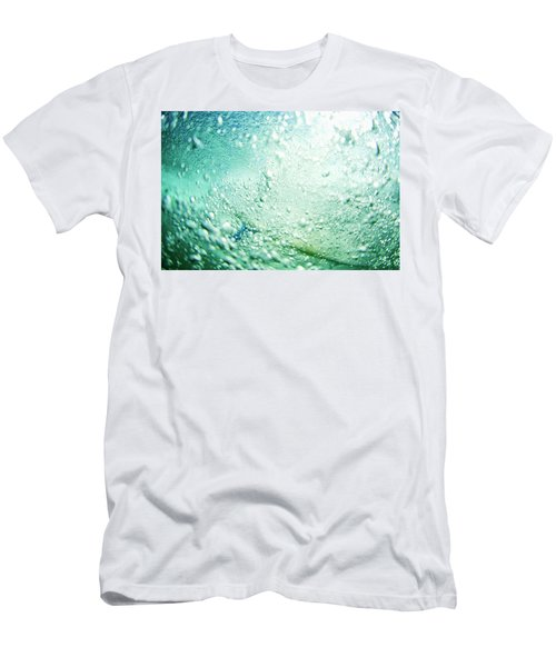 Bubbles Men's T-Shirt (Athletic Fit)