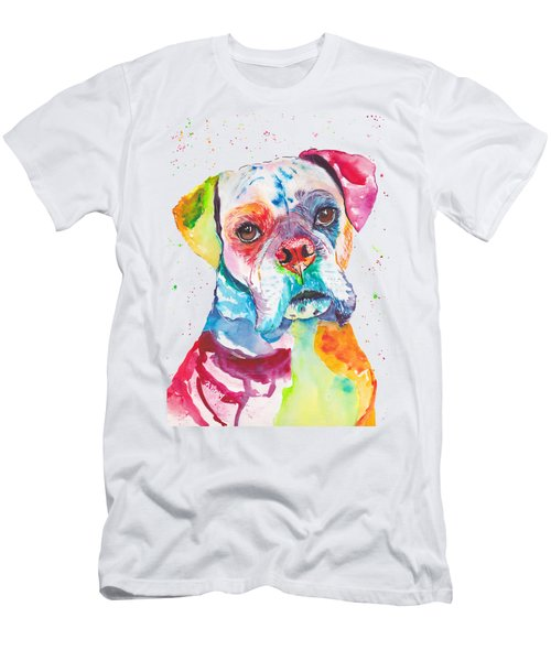 Buck Men's T-Shirt (Athletic Fit)