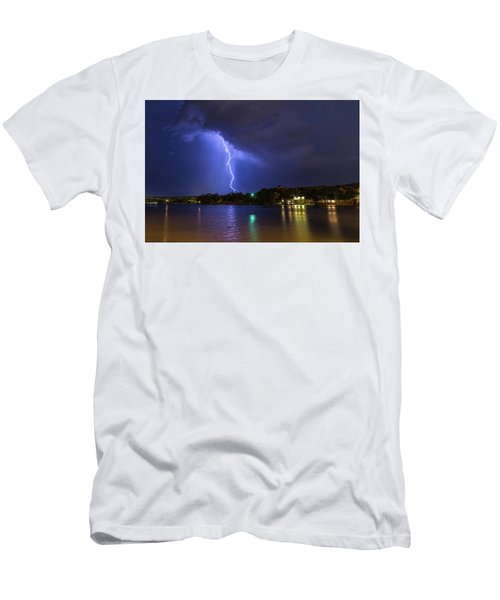 Buffalo Springs Lightning 3 Men's T-Shirt (Athletic Fit)