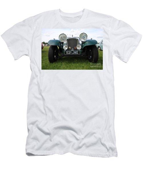 Bug Eye Jaguar Men's T-Shirt (Athletic Fit)