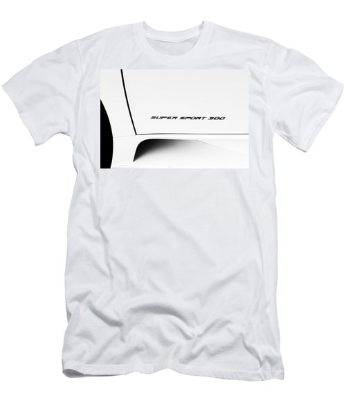 Men's T-Shirt (Athletic Fit) featuring the photograph Bugatti-veyron, Super Sport 300 by Michael Hope