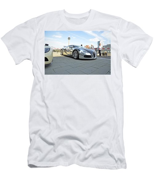 Bugatti Veyron Men's T-Shirt (Athletic Fit)