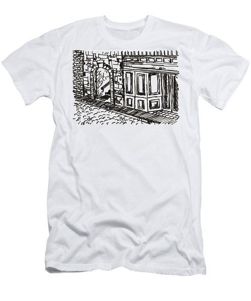 Buildings 2 2015 - Aceo Men's T-Shirt (Athletic Fit)
